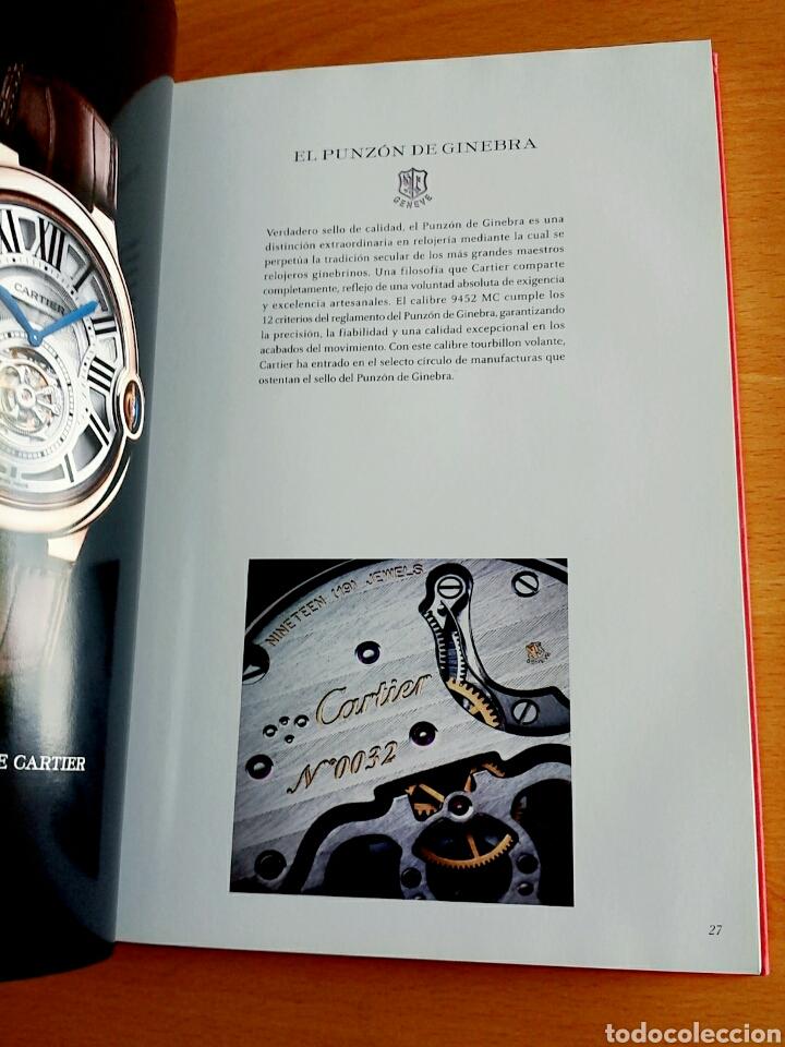 Herramientas de relojes: Catálogo reloj Cartier - Watchmaking Collection 2012 - Foto 8 - 90978605