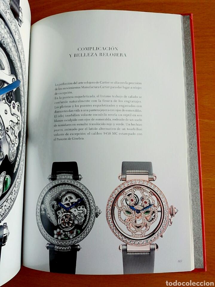 Herramientas de relojes: Catálogo reloj Cartier - Watchmaking Collection 2012 - Foto 9 - 90978605