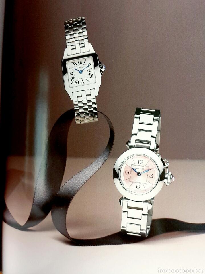Herramientas de relojes: Catálogo reloj Cartier - Watchmaking Collection 2012 - Foto 11 - 90978605