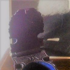 Herramientas de relojes: CAJA EN MADERA SELVA NEGRA - ALEMANIA - ANTIGUA! - PARA RELOJ DE BOLSILLO. Lote 49706450