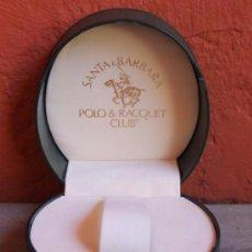 Herramientas de relojes: CAJA ESTUCHE DE RELOJ SANTA BARBARA – POLO & RAQUET CLUB. Lote 95611139