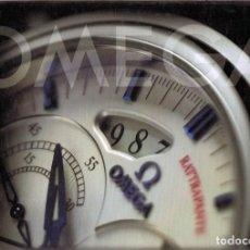 Strumenti di orologiaio: CATÁLOGO DE RELOJES OMEGA 2005. Lote 95818315