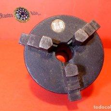 Herramientas de relojes: ,,,MORDAZA DE TORNO,,,DIAMETRO 8,5 CMS. Lote 96890915