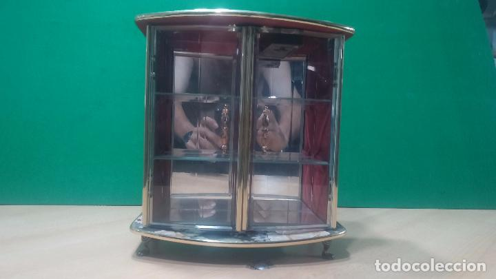 Herramientas de relojes: Botita caja vitrina expositora con luz para guardar reloj relojes o lo que se quiera - Foto 2 - 99891335