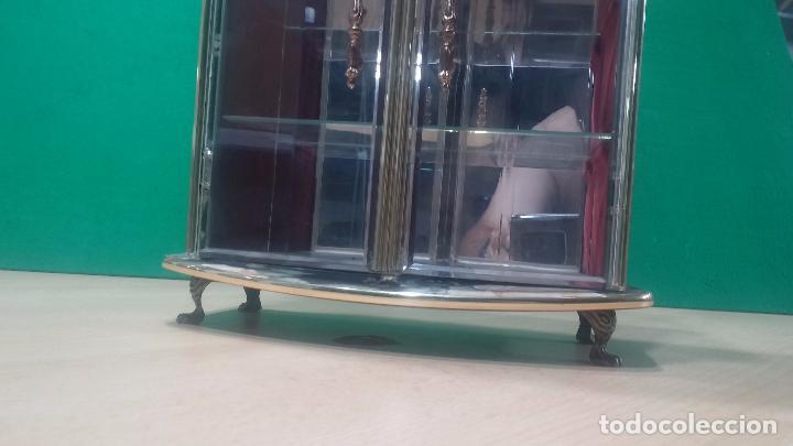 Herramientas de relojes: Botita caja vitrina expositora con luz para guardar reloj relojes o lo que se quiera - Foto 5 - 99891335