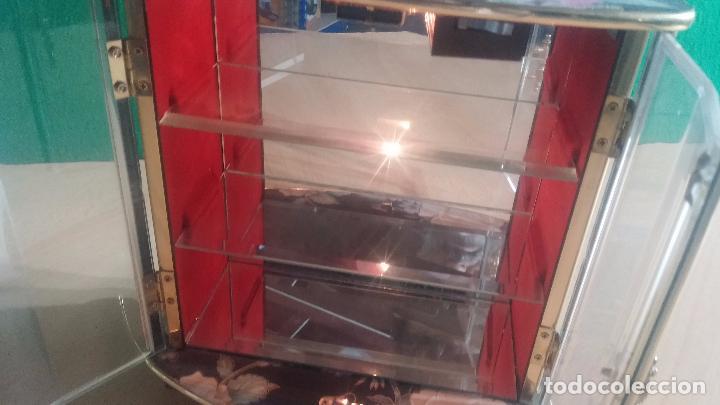 Herramientas de relojes: Botita caja vitrina expositora con luz para guardar reloj relojes o lo que se quiera - Foto 7 - 99891335