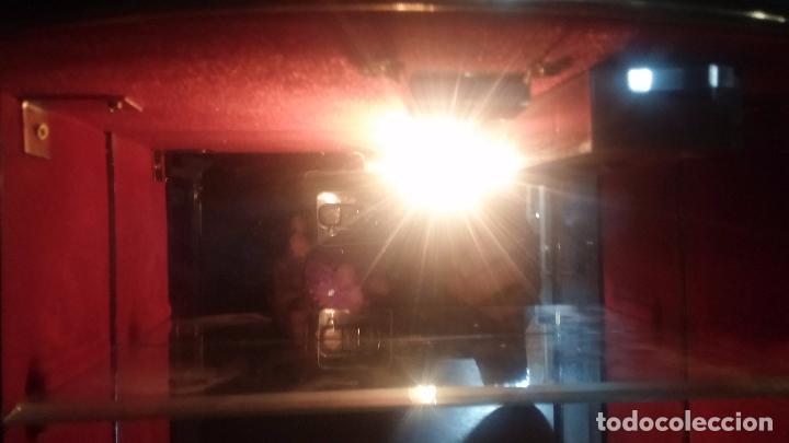 Herramientas de relojes: Botita caja vitrina expositora con luz para guardar reloj relojes o lo que se quiera - Foto 11 - 99891335