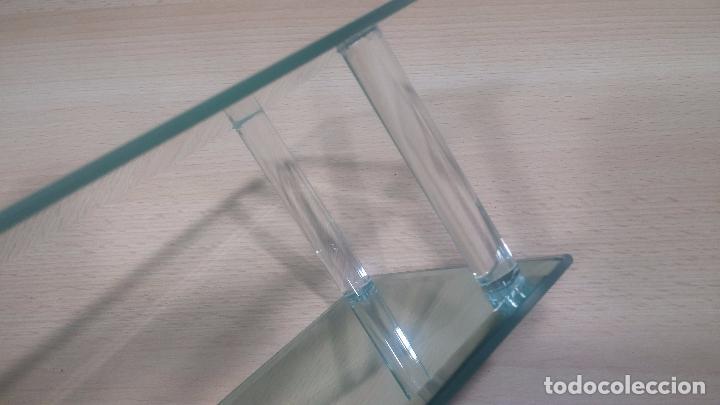 Herramientas de relojes: Pequeña vitrina expositora para reloj o relojes - Foto 10 - 99910199