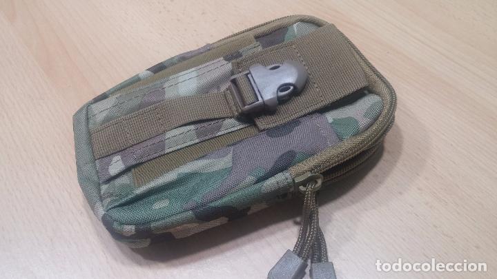 Herramientas de relojes: Botita bolsa para el cinto, para llevar reloj, relojes, herramientas relojero o lo que se quiera - Foto 2 - 99910207