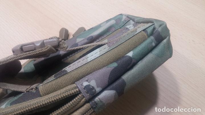 Herramientas de relojes: Botita bolsa para el cinto, para llevar reloj, relojes, herramientas relojero o lo que se quiera - Foto 3 - 99910207