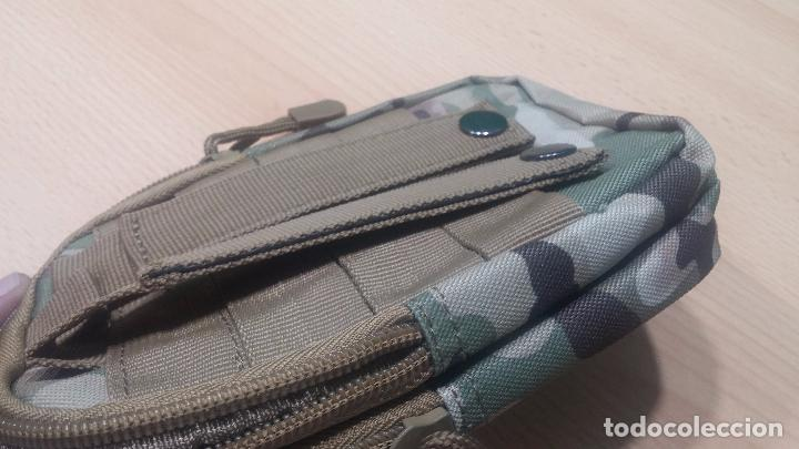 Herramientas de relojes: Botita bolsa para el cinto, para llevar reloj, relojes, herramientas relojero o lo que se quiera - Foto 6 - 99910207
