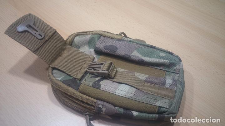 Herramientas de relojes: Botita bolsa para el cinto, para llevar reloj, relojes, herramientas relojero o lo que se quiera - Foto 8 - 99910207