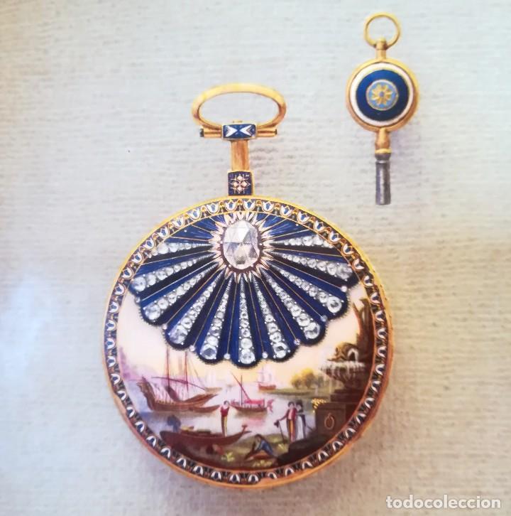 Herramientas de relojes: ROLEX,LIBRO COLECCION DE RELOJES DE BOLSILLO DE SU FUNDADOR HANS WILSDORF,1944,SOLO 900,RELOJ LUJO - Foto 6 - 99982547