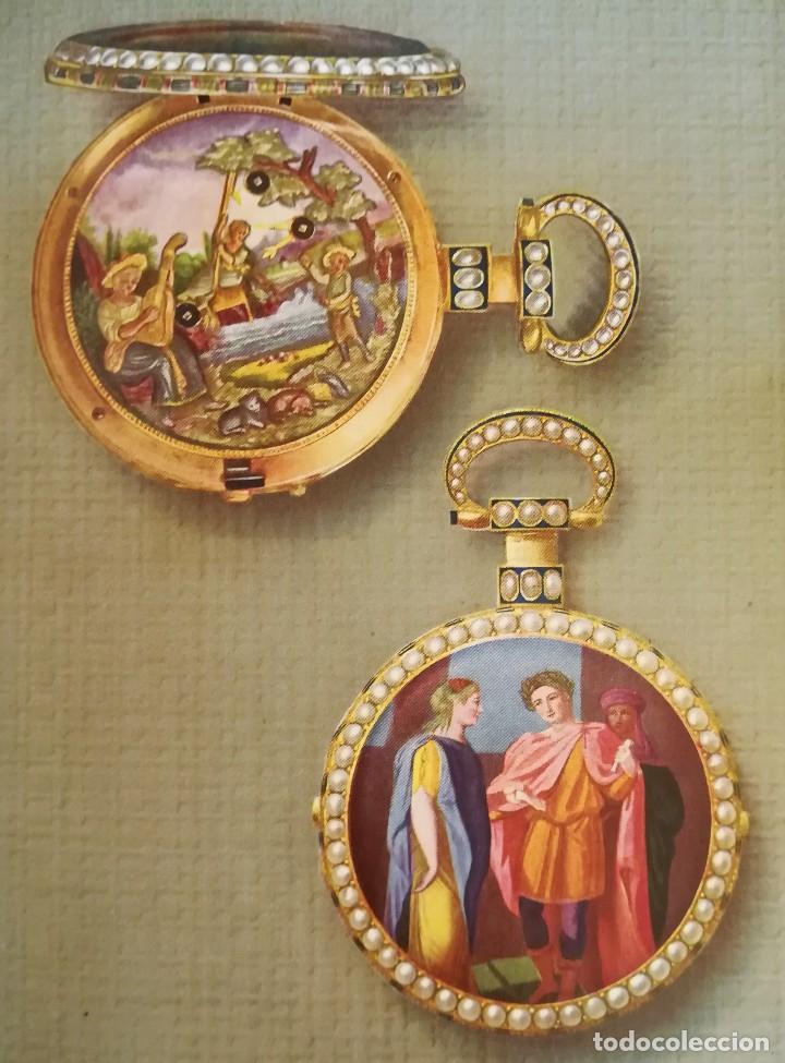 Herramientas de relojes: ROLEX,LIBRO COLECCION DE RELOJES DE BOLSILLO DE SU FUNDADOR HANS WILSDORF,1944,SOLO 900,RELOJ LUJO - Foto 12 - 99982547