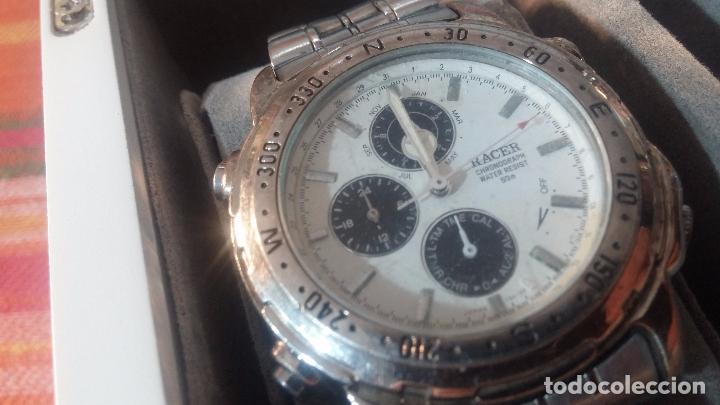 Herramientas de relojes: BOTITO ESTUCHE VITRINA BLANCO, PRECIOSO, IMPOLUTO, SE REGALAN LOS 5 RELOJES QUE CONTIENE - Foto 25 - 100473011