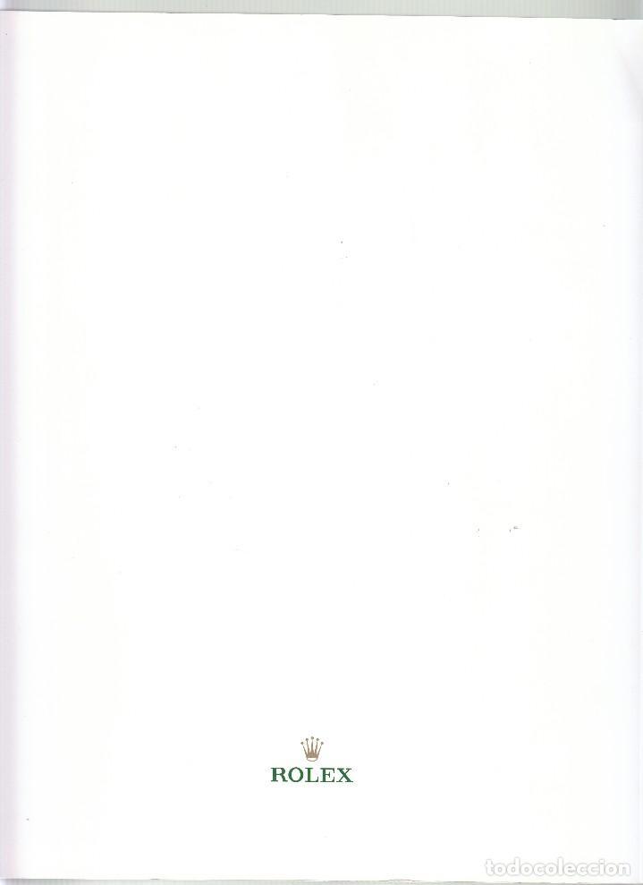Herramientas de relojes: Catalogo revista relojes Rolex. The Rolex Magazine. Issue 04. - Foto 2 - 184320997