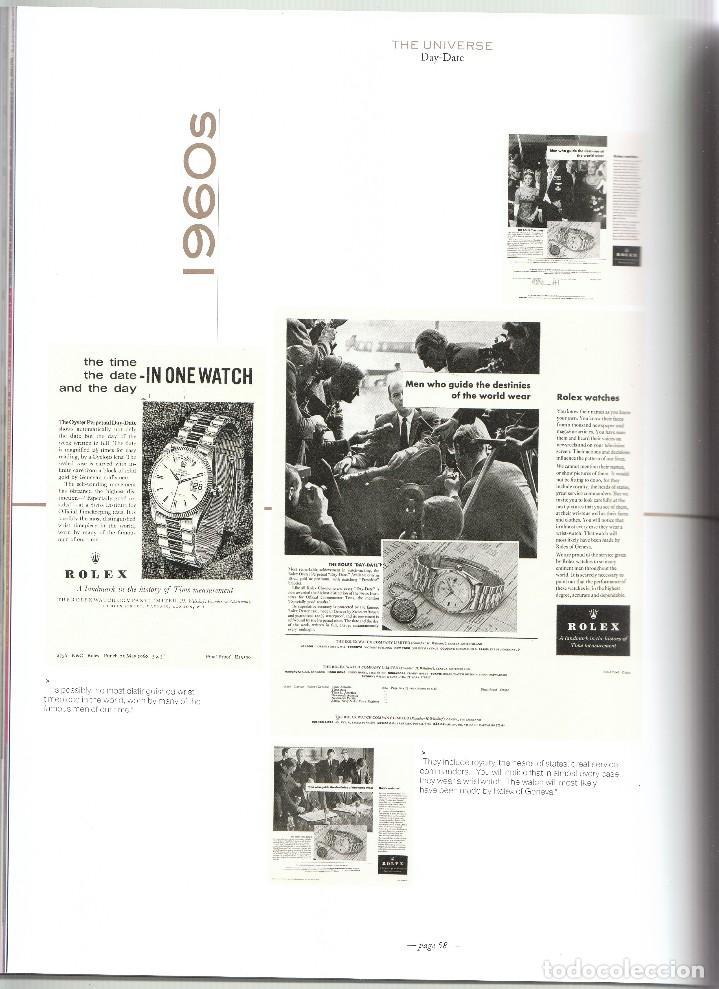 Herramientas de relojes: Catalogo revista relojes Rolex. The Rolex Magazine. Issue 04. - Foto 3 - 184320997