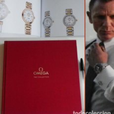 Herramientas de relojes: CATÁLOGO - OMEGA THE COLLECTION ( LA COLECCIÓN ) - LIBRO DE PUBLICIDAD DE RELOJES -NO SE VENDE RELOJ. Lote 102842075