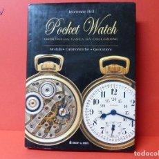 Herramientas de relojes: ,,,LIBRO DE RELOJES,,,FOTOGRAFIAS EN COLOR,,,TEXTO ITALIANO,,,. Lote 104659055