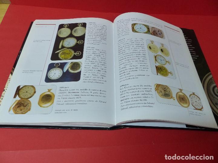 Herramientas de relojes: ,,,LIBRO DE RELOJES,,,FOTOGRAFIAS EN COLOR,,,TEXTO ITALIANO,,, - Foto 3 - 104659055
