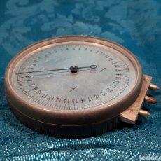 Herramientas de relojes: ESFEROMETRO. UTENSILIO PARA MEDIR LA CURVATURA DE LENTES Y CRISTALES.. Lote 112065592