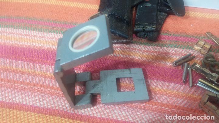 Herramientas de relojes: Botito baulito con herrajes o herramientas para reloj, relojes, relojero o relojeria - Foto 23 - 113429087
