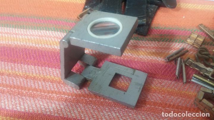 Herramientas de relojes: Botito baulito con herrajes o herramientas para reloj, relojes, relojero o relojeria - Foto 26 - 113429087