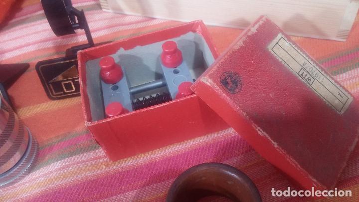 Herramientas de relojes: Botito baulito con herrajes o herramientas para reloj, relojes, relojero o relojeria - Foto 44 - 113429087