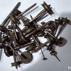 Herramientas de relojes: PIEZAS PARA TORNOS. Lote 113558659