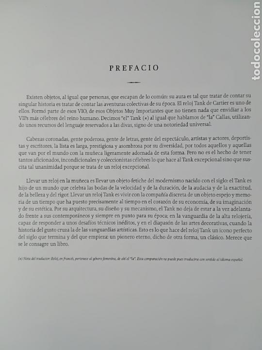 Herramientas de relojes: Cartier El reloj tank - Franco Cologni - Foto 8 - 114183748