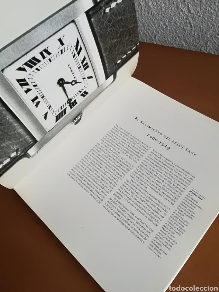 Herramientas de relojes: Cartier El reloj tank - Franco Cologni - Foto 9 - 114183748