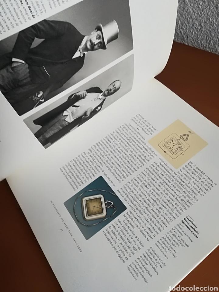 Herramientas de relojes: Cartier El reloj tank - Franco Cologni - Foto 14 - 114183748