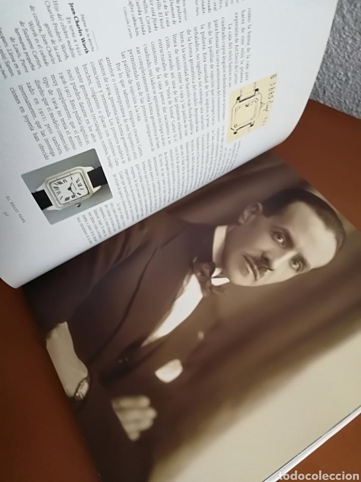 Herramientas de relojes: Cartier El reloj tank - Franco Cologni - Foto 16 - 114183748