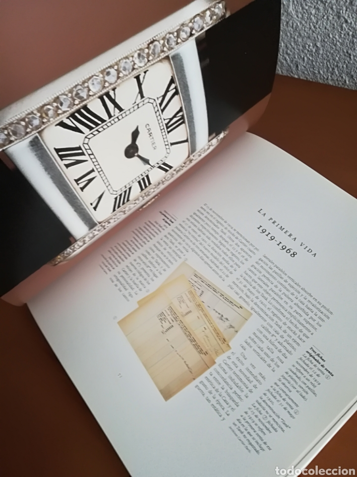 Herramientas de relojes: Cartier El reloj tank - Franco Cologni - Foto 19 - 114183748