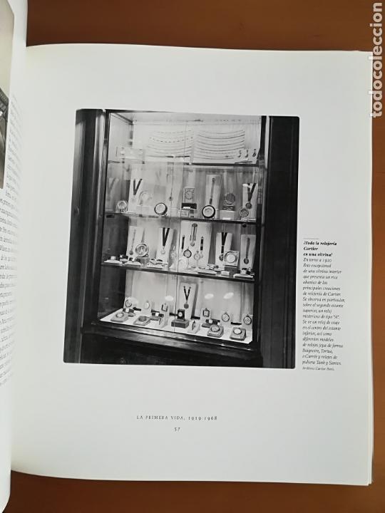 Herramientas de relojes: Cartier El reloj tank - Franco Cologni - Foto 20 - 114183748