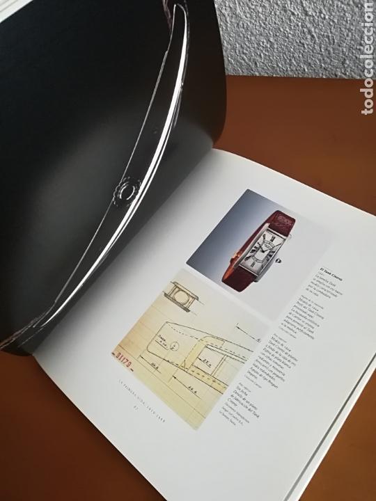 Herramientas de relojes: Cartier El reloj tank - Franco Cologni - Foto 21 - 114183748