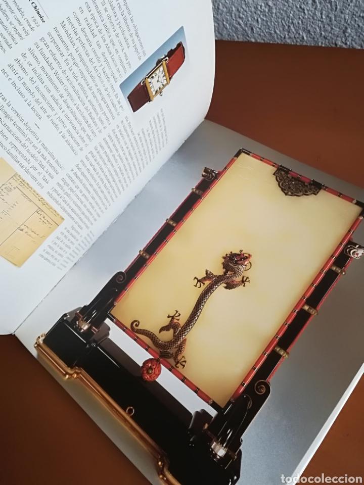 Herramientas de relojes: Cartier El reloj tank - Franco Cologni - Foto 22 - 114183748