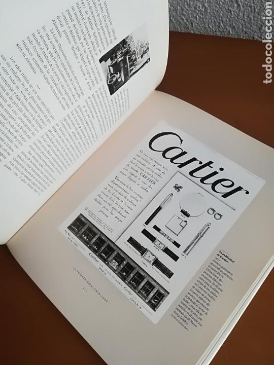 Herramientas de relojes: Cartier El reloj tank - Franco Cologni - Foto 24 - 114183748