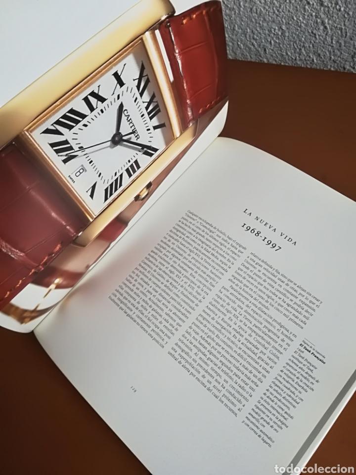 Herramientas de relojes: Cartier El reloj tank - Franco Cologni - Foto 28 - 114183748