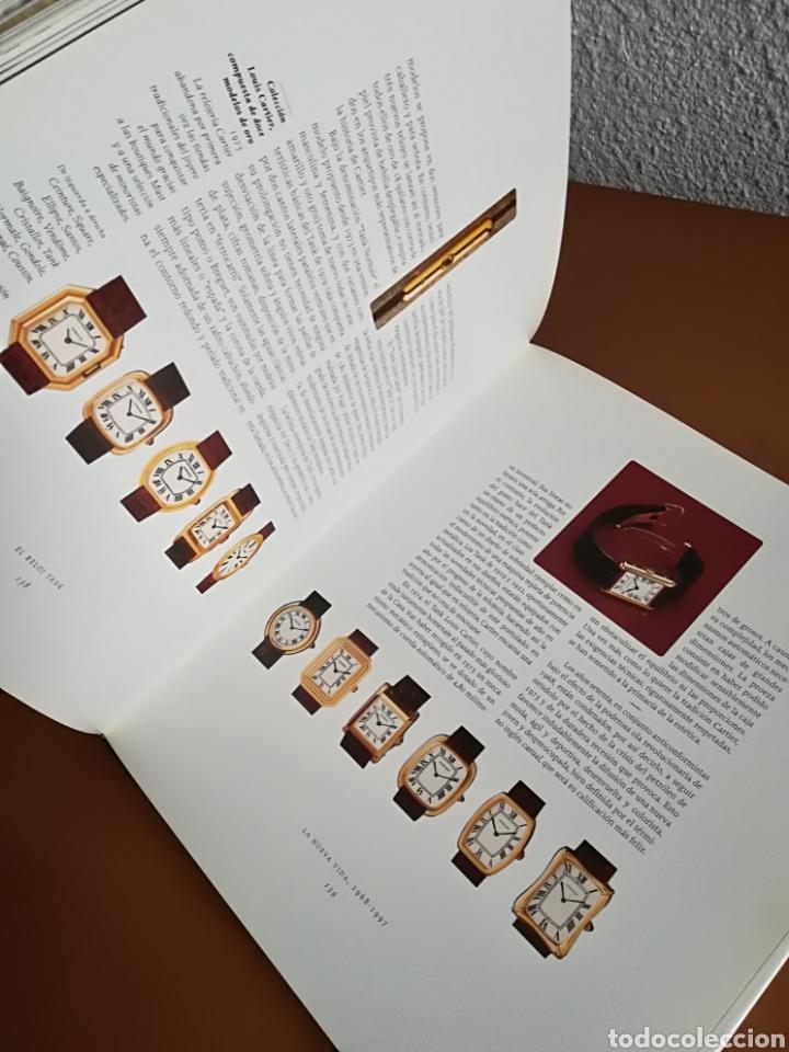 Herramientas de relojes: Cartier El reloj tank - Franco Cologni - Foto 30 - 114183748