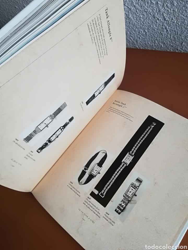 Herramientas de relojes: Cartier El reloj tank - Franco Cologni - Foto 31 - 114183748