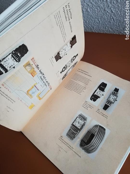 Herramientas de relojes: Cartier El reloj tank - Franco Cologni - Foto 32 - 114183748