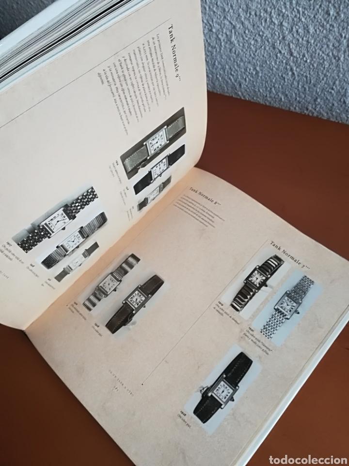 Herramientas de relojes: Cartier El reloj tank - Franco Cologni - Foto 35 - 114183748
