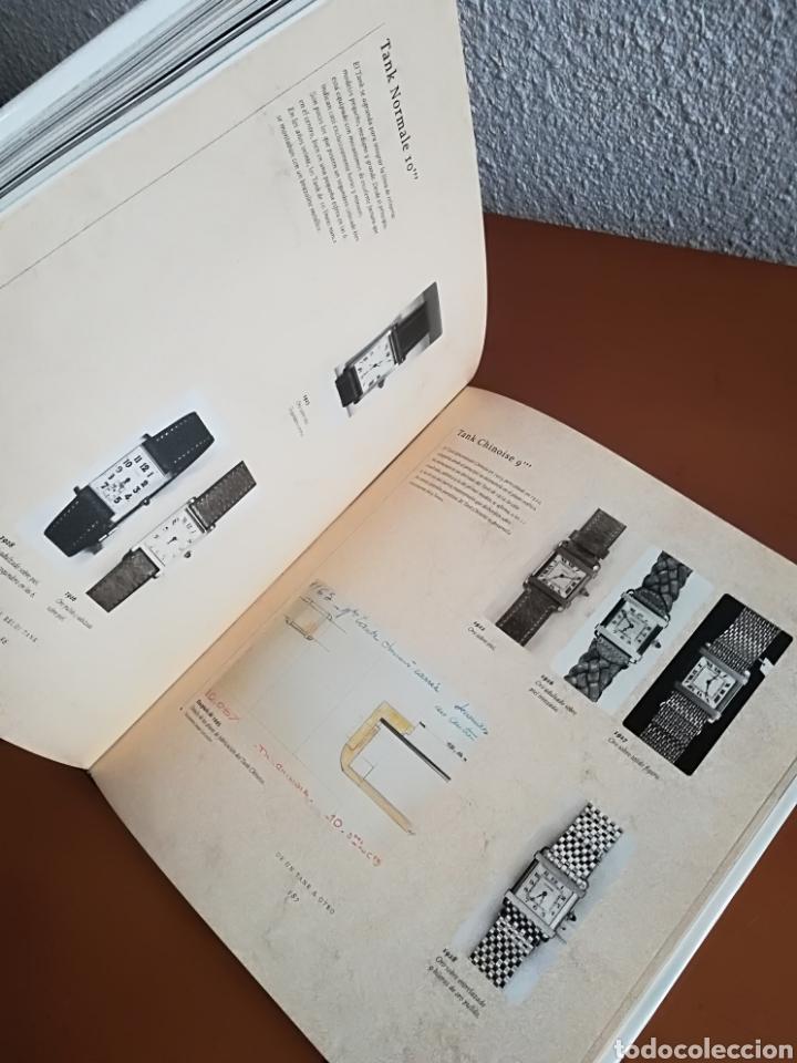 Herramientas de relojes: Cartier El reloj tank - Franco Cologni - Foto 36 - 114183748