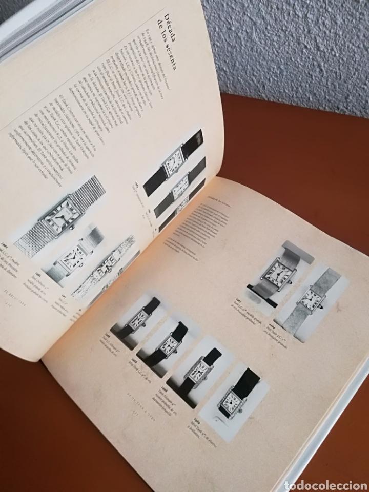 Herramientas de relojes: Cartier El reloj tank - Franco Cologni - Foto 38 - 114183748