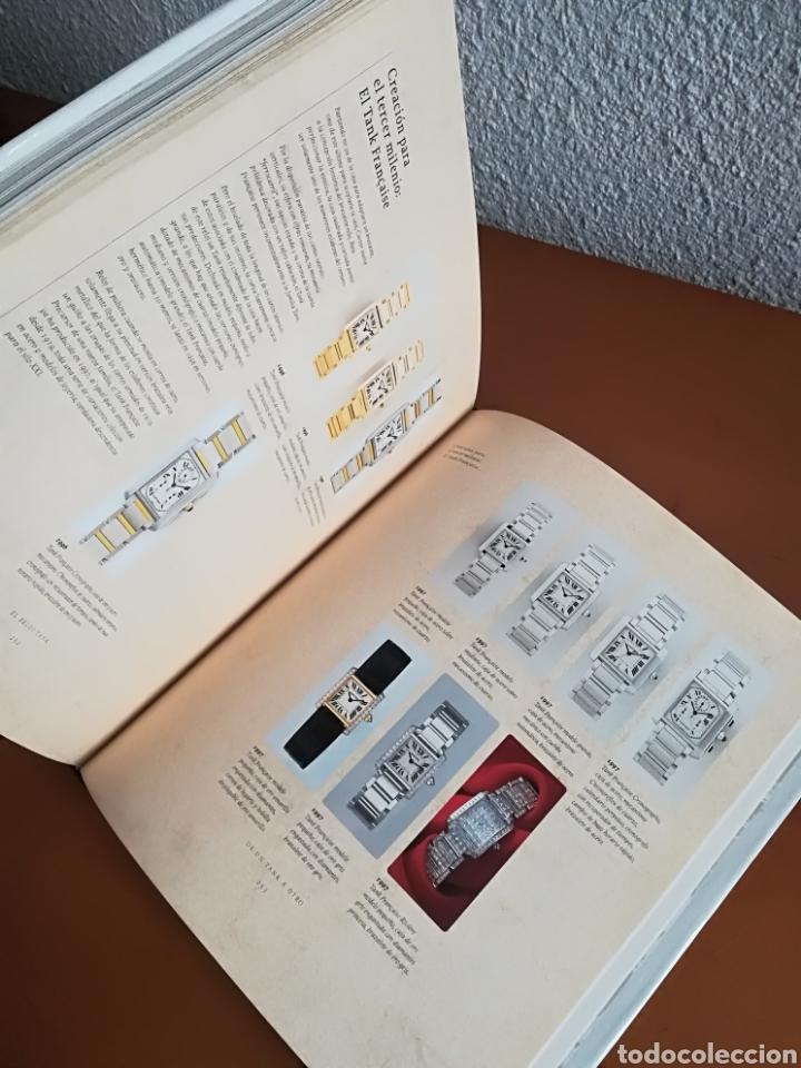 Herramientas de relojes: Cartier El reloj tank - Franco Cologni - Foto 40 - 114183748