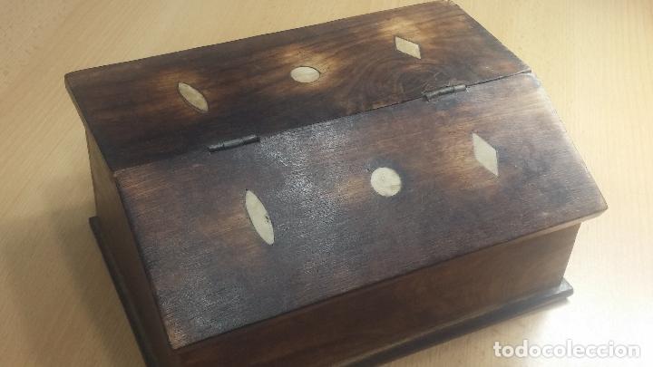 Herramientas de relojes: Botita caja relojera con gran cantidad de artículos para relojes antiguos - Foto 6 - 115590259