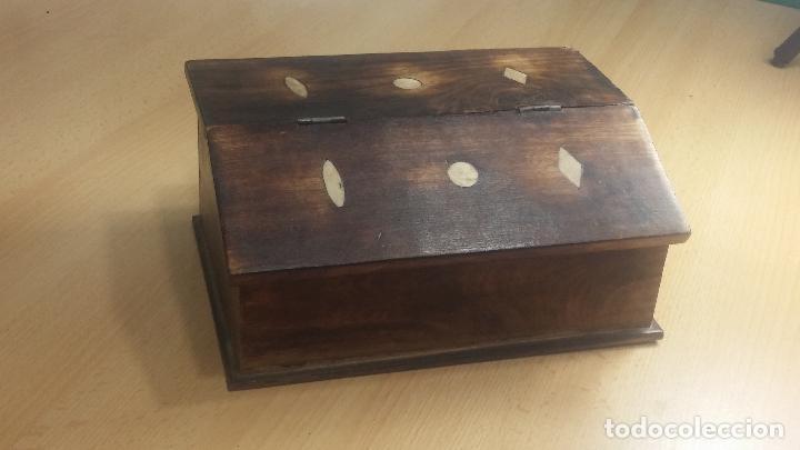 Herramientas de relojes: Botita caja relojera con gran cantidad de artículos para relojes antiguos - Foto 9 - 115590259