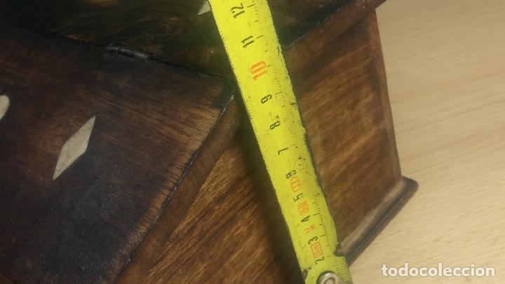 Herramientas de relojes: Botita caja relojera con gran cantidad de artículos para relojes antiguos - Foto 154 - 115590259