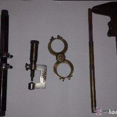 Herramientas de relojes: LOTE DE 5 HERRAMIENTAS DE RELOJERO, VER IMÁGENES, PARECEN BASTANTE ANTIGUAS.. Lote 116484031